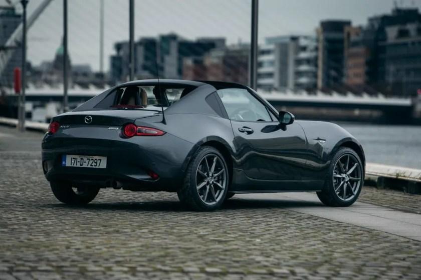 Mazda MX-5 RF review ireland