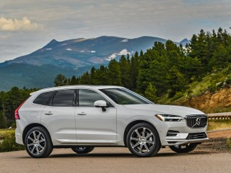 Volvo XC60 EuroNCAP safe car