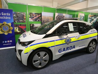 BMW i3 An Garda Siochana
