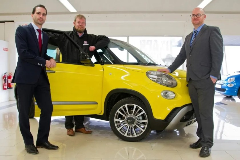 Brian Reynolds Car Sales Fiat