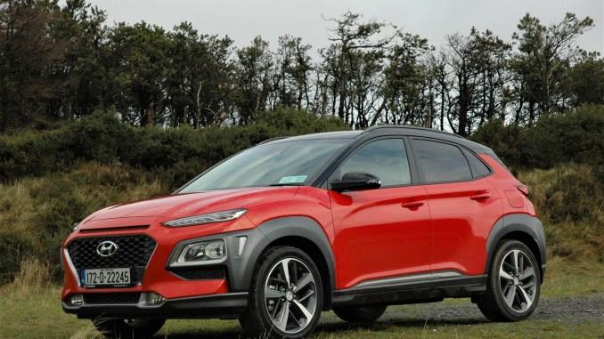 Hyundai Kona review ireland