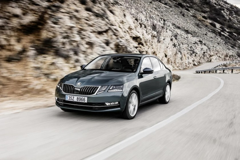 The Skoda Octavia blends affordability with practical features