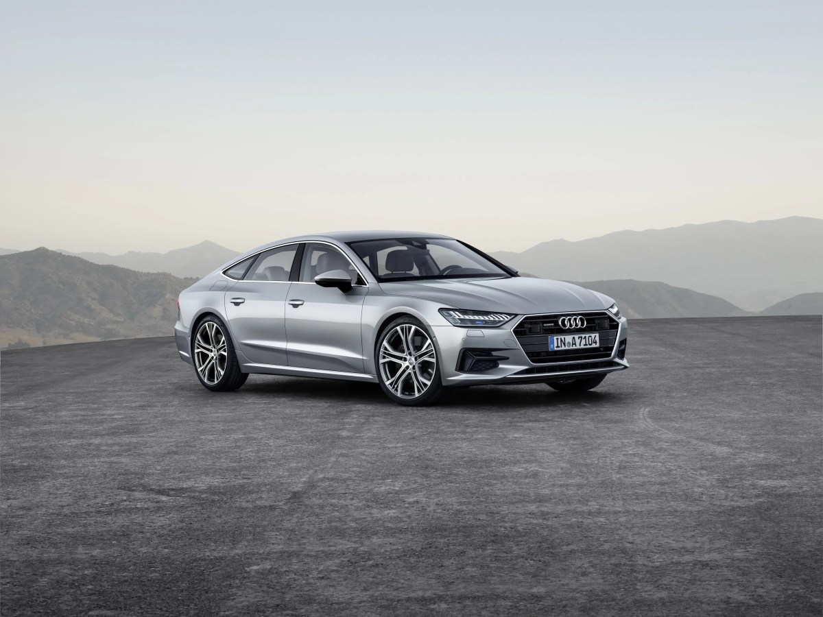 New Audi A7 Sportback Arrives In Ireland