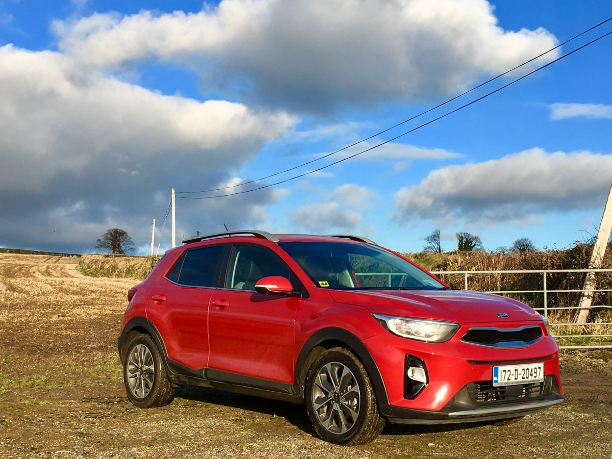 2018 Kia Stonic 1.4 Review