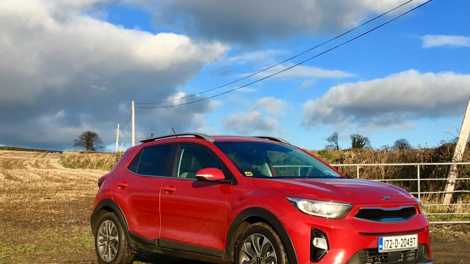 Kia Stonic review Ireland