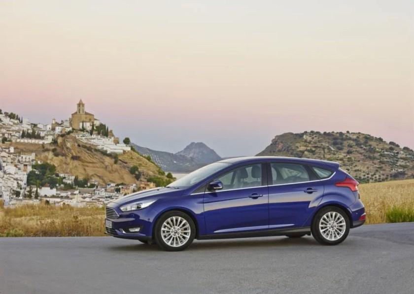 Ford Focus petrol hatchback