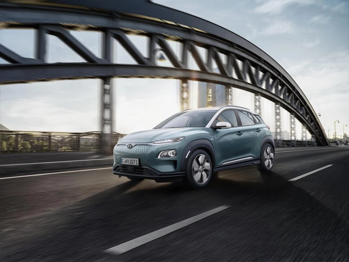 New Hyundai Kona Electric On The Way