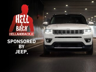 JEEP Ireland sponsors Hell&Back