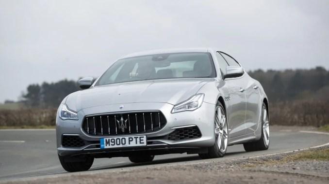 The Maserati Quattroporte 3.0 V6 GranLusso