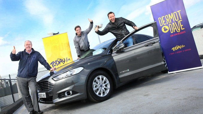 Ford Today FM Dermot&Dave