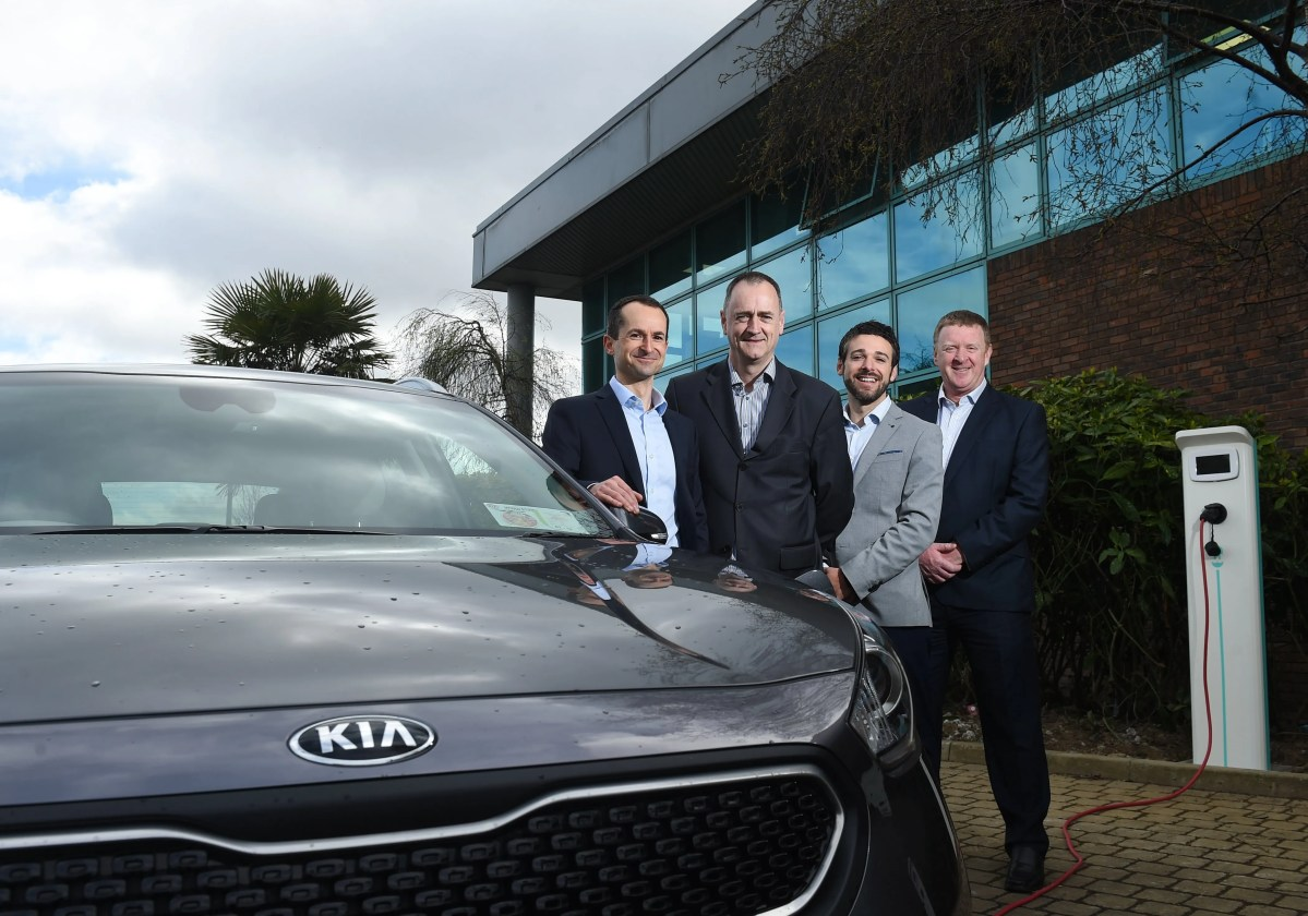 Kia Motors Ireland Partners With Wallbox For EV Charge Points