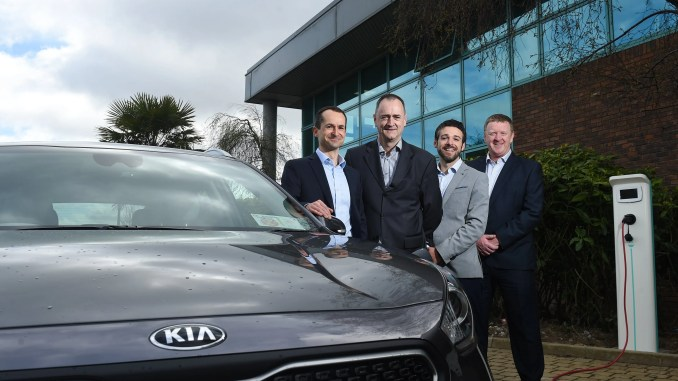 Kia Wallbox Launch