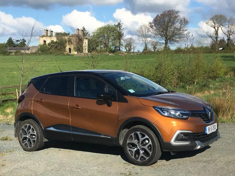 2018 Renault Captur 15dci Review Changing Lanes