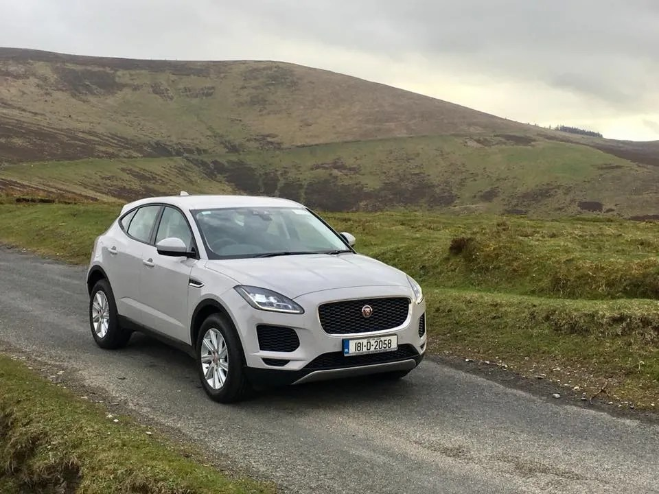 2018 Jaguar E-PACE D150 Review