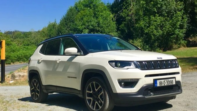The 2018 Jeep Compass