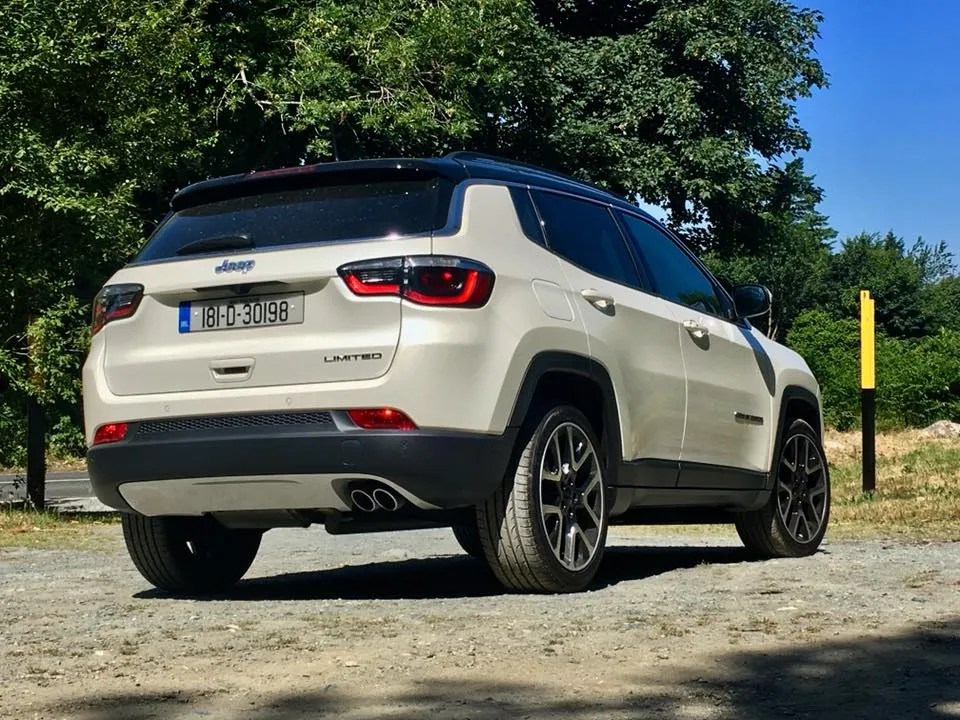 The Jeep Compass is an alternative family SUV