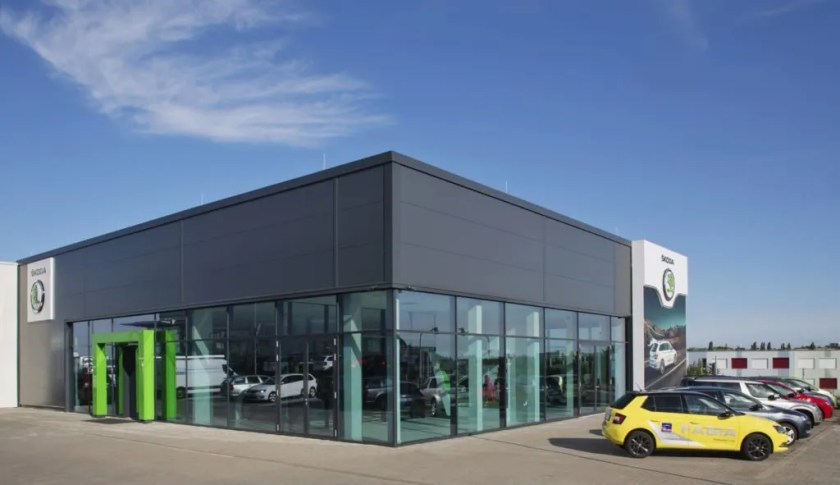 ŠKODA Ireland dealer network seeking apprentice technicians
