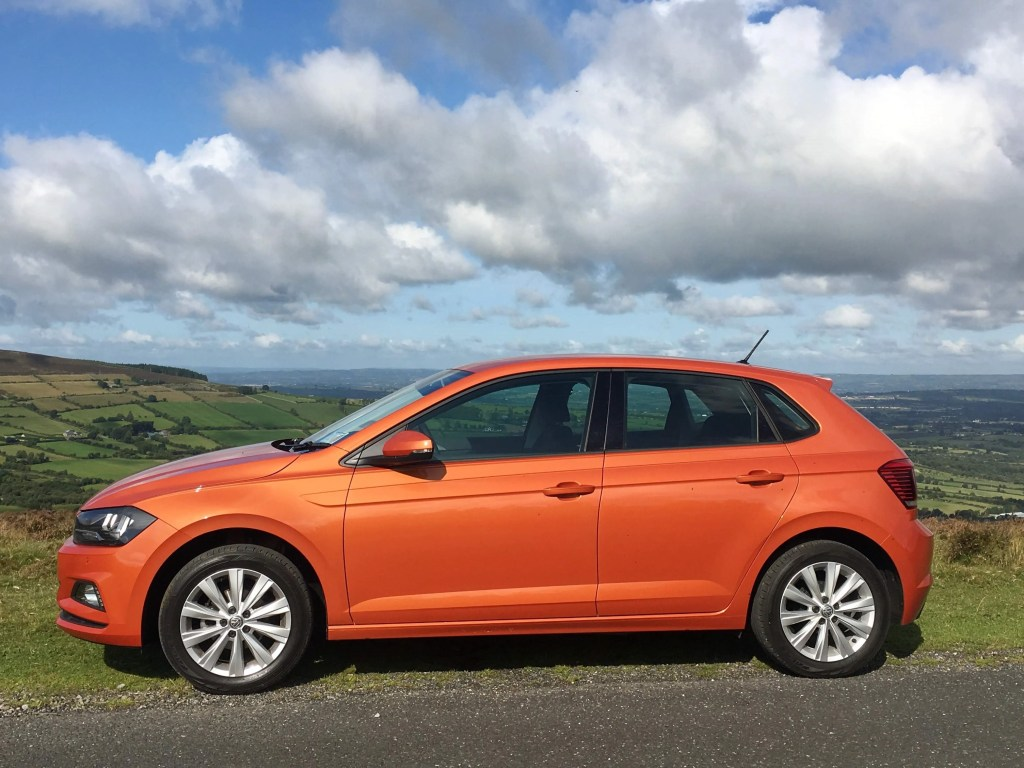 The Volkswagen Polo: the mature small car!