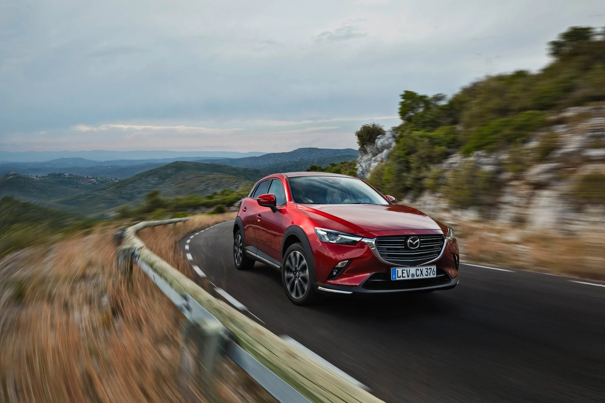 2018 Mazda CX-3 First Drive Review