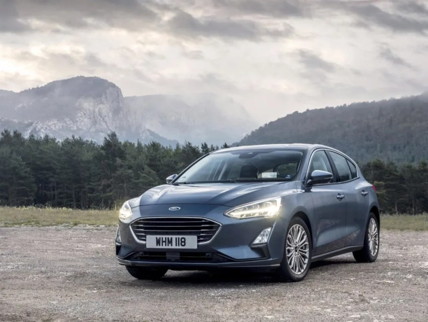 The Ford Focus was Ireland's bestselling car in August!