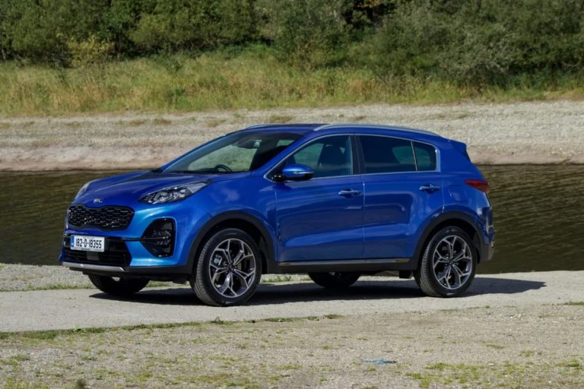 The 2018 Kia Sportage has just arrived in Ireland