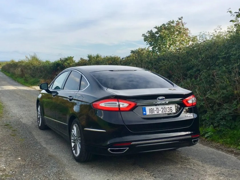 The Ford Mondeo Hybrid range offers good value and equipment