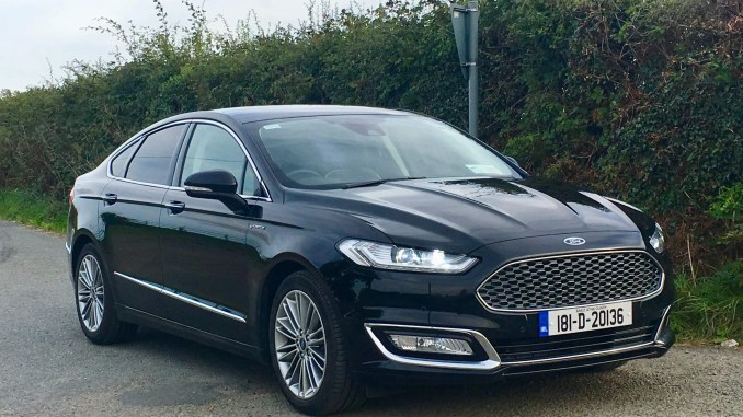 The Ford Mondeo Hybrid (HEV)