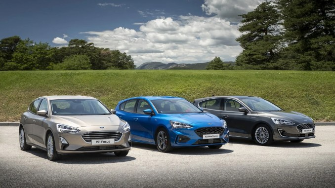 Ford Announces  Promotion Prices For New Ford Focus