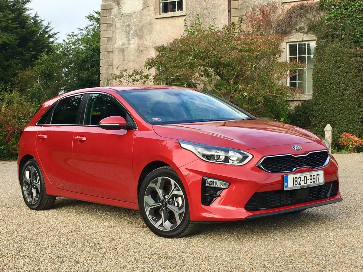 2018 Kia Ceed 1.0 Petrol Review