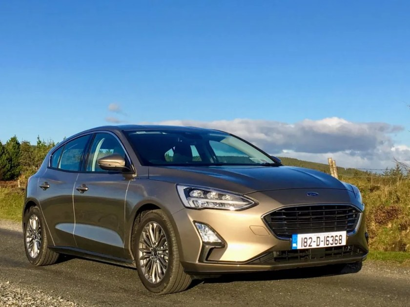 The Ford Focus is a great choice of five door family hatchback