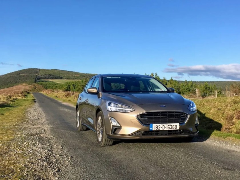 The new Ford Focus has arrived in Ireland