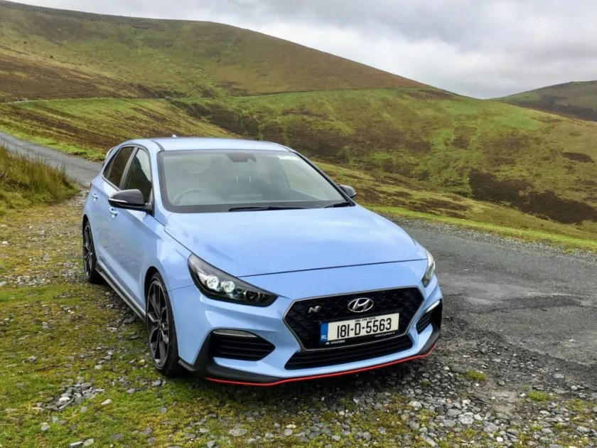 The new Hyundai i30 N Performance has arrived in Ireland