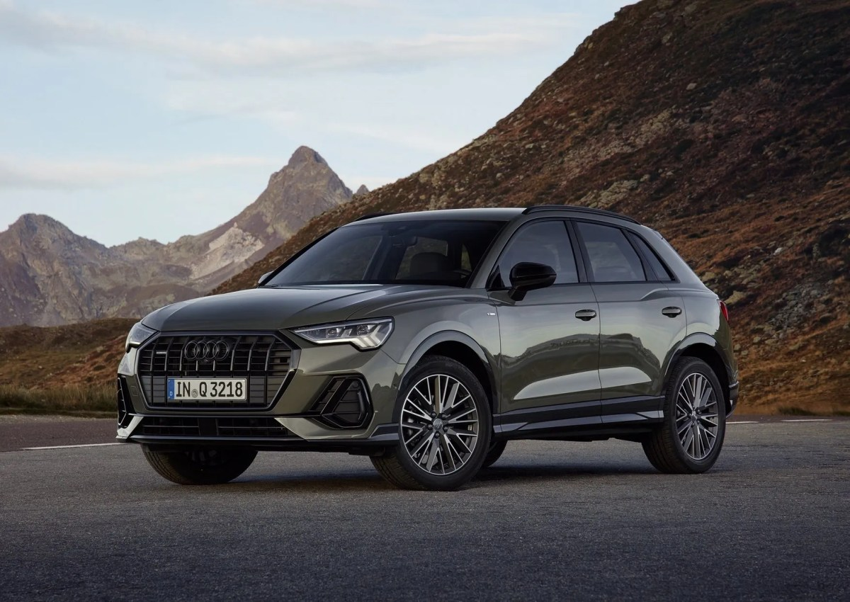 New Audi Q3 Launches In Ireland