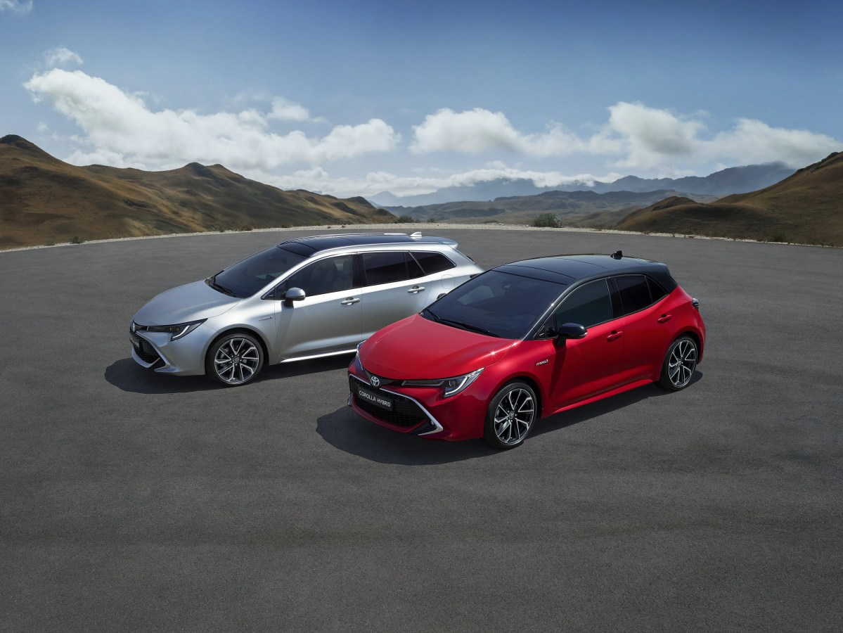 Toyota Hybrid 2019 Range Preview In Dublin