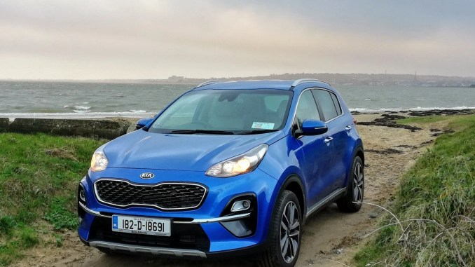 The 2019 Kia Sportage