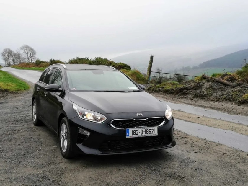 The Kia Ceed SW makes a great family car!