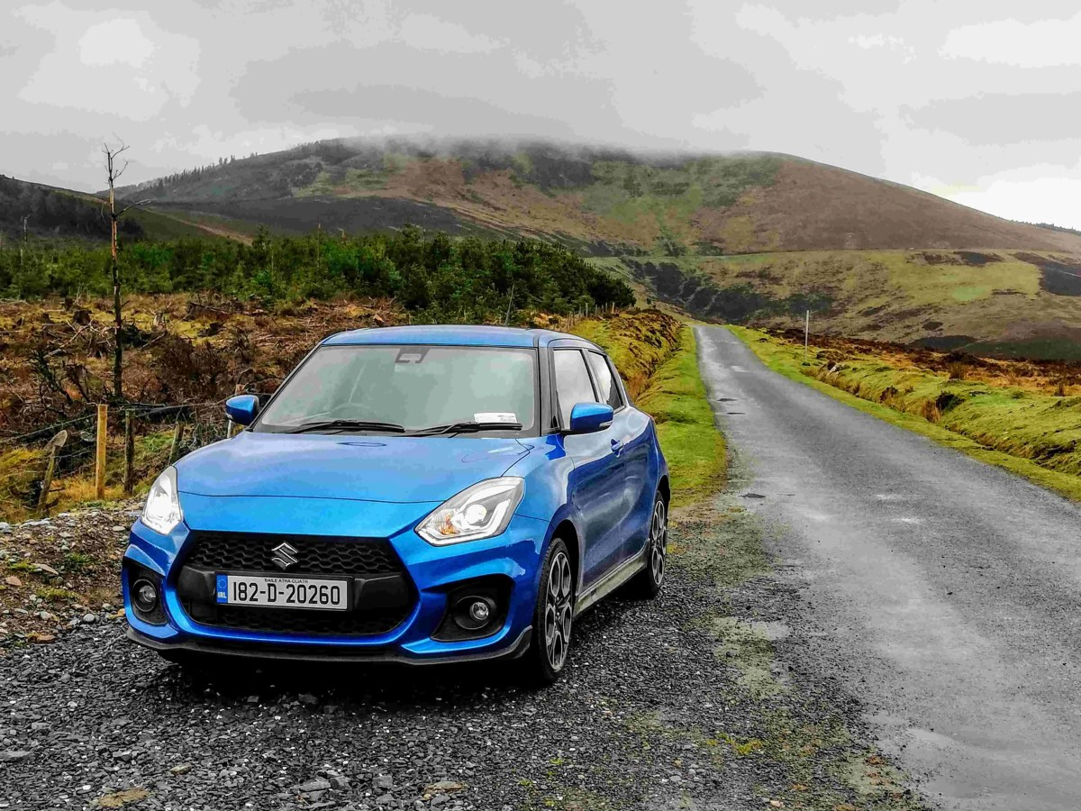 2019 Suzuki Swift Sport 1.4 Boosterjet Review