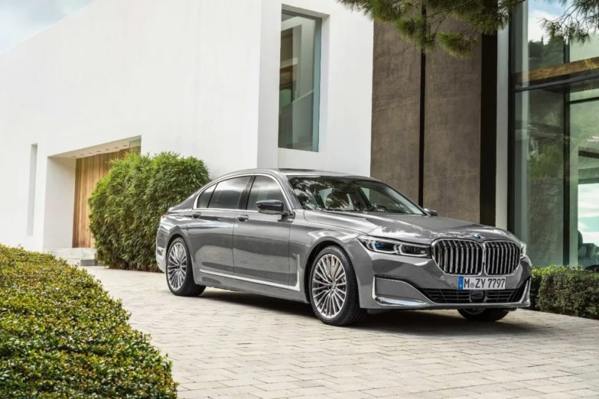 The revised BMW 7 Series will arrive in Ireland in April