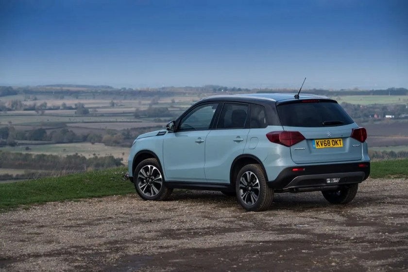 The 2019 Suzuki Vitara goes on sale from €20,995