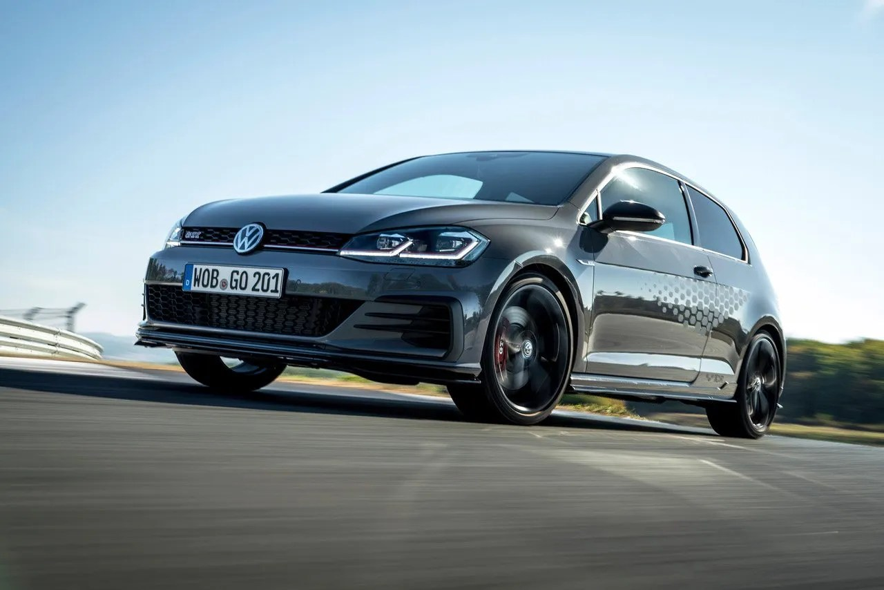 Volkswagen Golf Gti Tcr Pricing For Ireland Changing Lanes