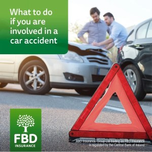 There are a few important steps to take if you are involved in an accident