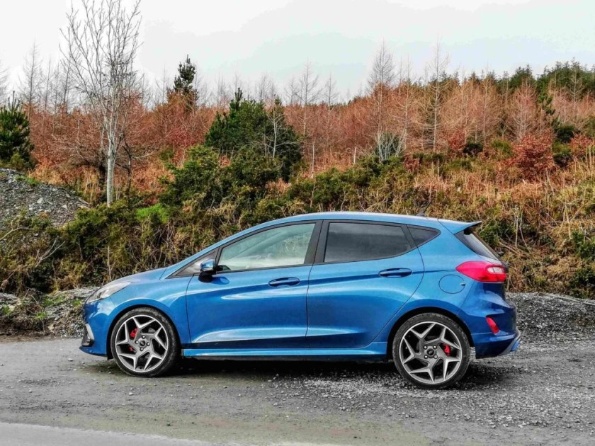 The Ford Fiesta ST now uses a 1.5-litre turbo petrol engine