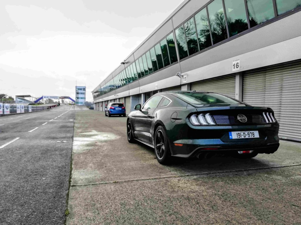 The new Ford Mustang Bullitt goes on sale from €73,092