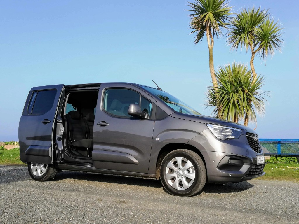 The new Opel Combo Life