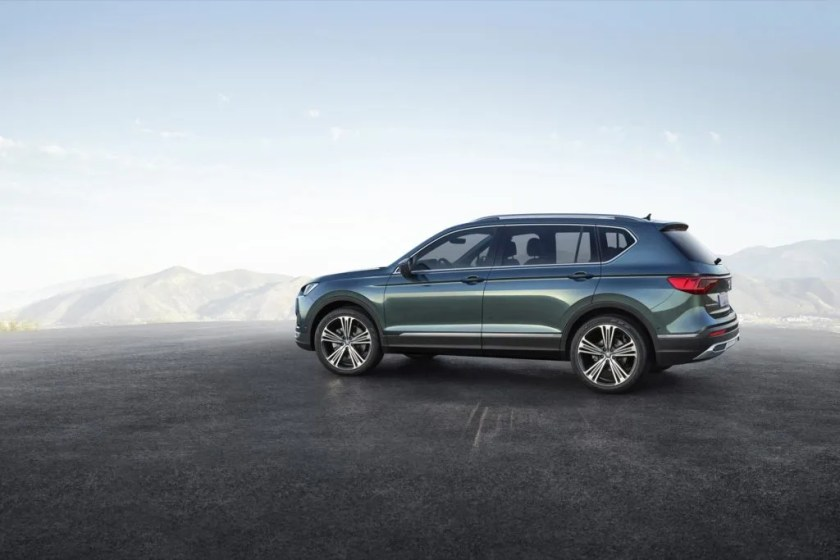 The SEAT Tarraco is a stylish new entrant to the seven seat SUV segment