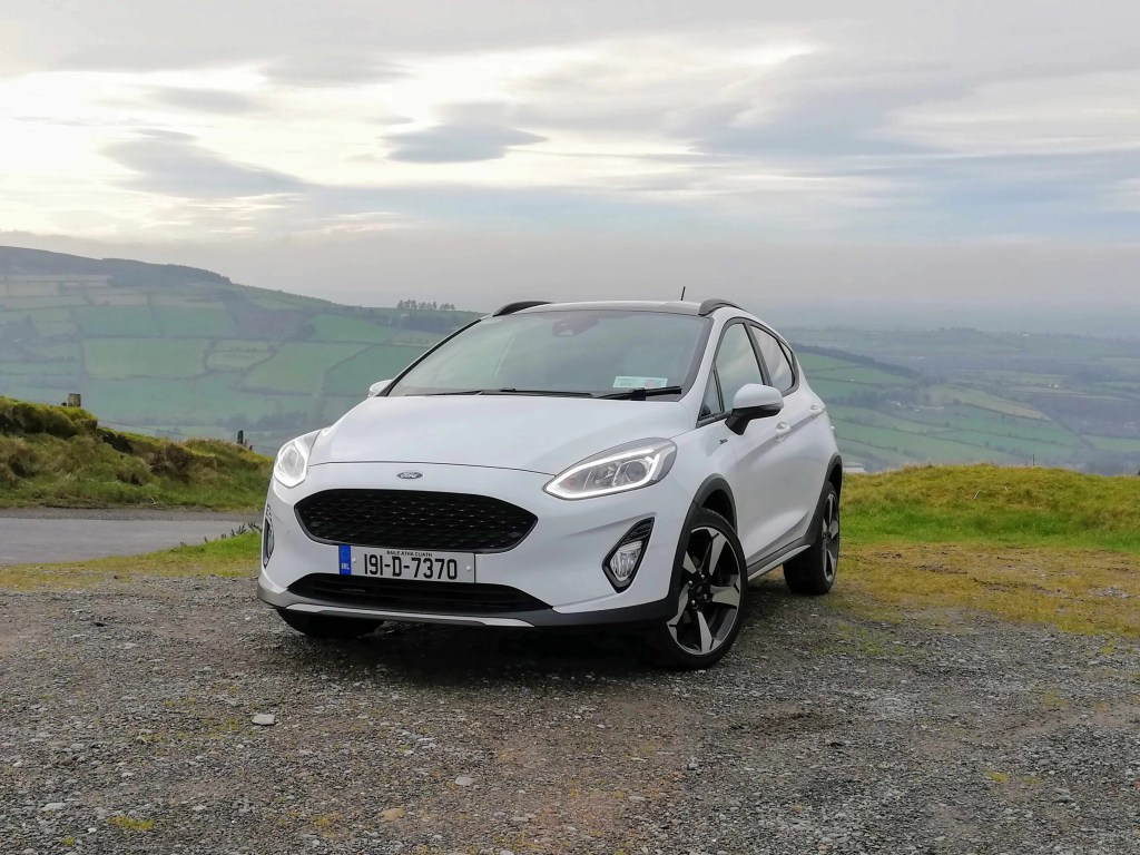 The Ford Fiesta Active is a fantastic small car with a very individual look