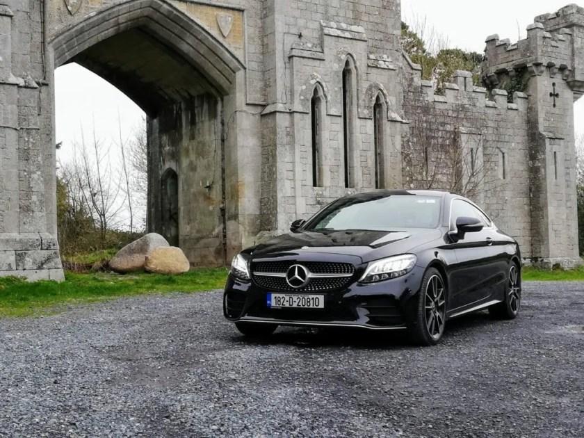 The Mercedes-Benz C-Class Coupé