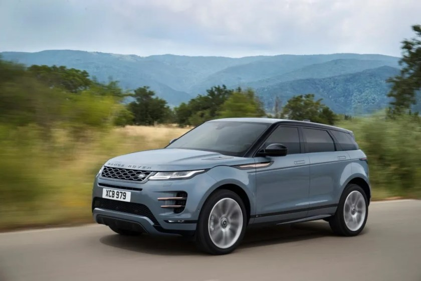 Land Rover are holding exclusive previews of the new Evoque at their dealerships around Ireland from the 19th March