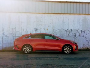The Kia ProCeed is available from €28,946 in Ireland