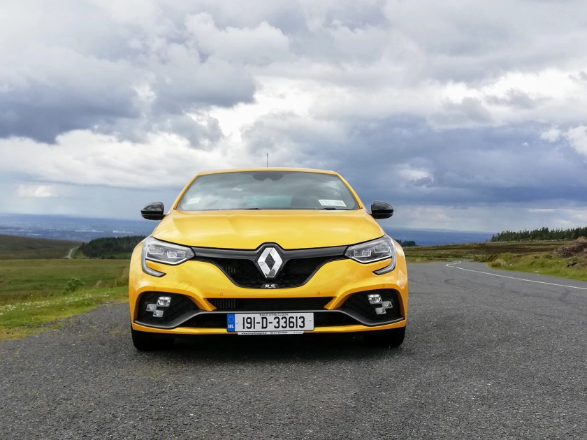The Mégane R.S. Trophy is available from €46,995 in Ireland